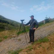 Photographer and filmmaker Aaron Watson