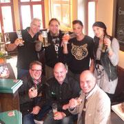 Wir kommen wieder! Gerne das Team von Café Flair freut sich drauf!