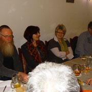 von links: Wilfried Löffler, Ingrid Löffler, Kerstin Vogel (Nichtmitglied)