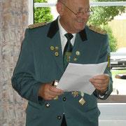 Harry Offermann unser Ehrenpräsident