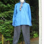 1900 ou costume style auvergnat ou peintre