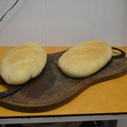 Aqui esta el pan recien horneado medida xxxl