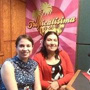 Fanny Franco y Maria Elena Vargas, Psicoterapeuas Especialistas en niños.