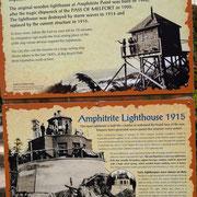 Leuchtturm - früher