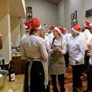 Kellner und Köche