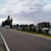 wir versuchen, an den Colerado River zu kommen  ...