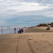 aber der Strand und das Wasser sind toll
