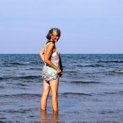 zweiter Strandspaziergang