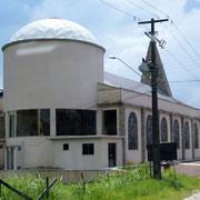 eine seltsame Kirche