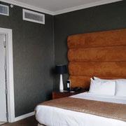 alles erledigt: ausspannen im Hotel