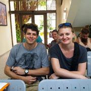Florian und Alina aus Deutschland