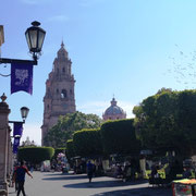 Kathedrale Las Monjas: eine barocke Kathedrale