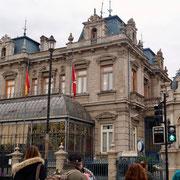 """hübsche Häuser der """"Schafbarone"""""""