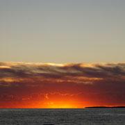 ... zur Beobachtung des Sonnenaufgangs.