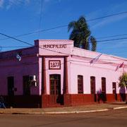 """in der """"Stadt"""" San Ignacio Mini"""