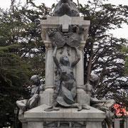 Denkmal für Magellan