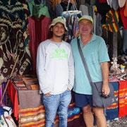 Manni im Kaufrausch