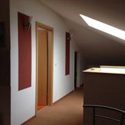 Gäste-Appartement/Monteurzimmer: Der Eingangsbereich