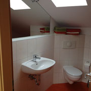 Gäste-Appartement/Monteurzimmer: Duschbad/WC