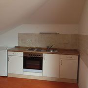 Gäste-Appartement/Monteurzimmer: Offene Küchenzeile
