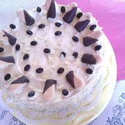 Capuccino-Torte
