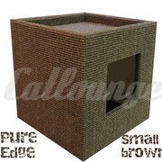 Kratzturm Small Pure Edge brown links/front
