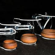 Три размера оконных кормушек Синтез