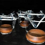 Изящные оконные кормушки для пластиковых окон