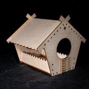 Кормушка для птиц и творчества