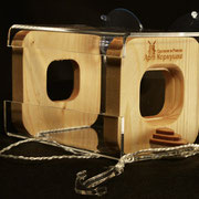 Оконная кормушка для птиц - Кубрик