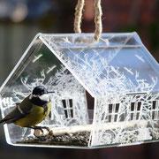 Уникальная кормушка для птиц - Княжий.
