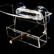 Оконная кормушка для птиц - Лоджия