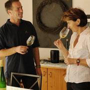 Weinkost bei Bernhard