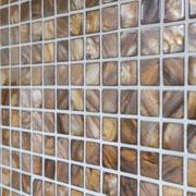 Mosaico 2,5x2,5 cm Ambra
