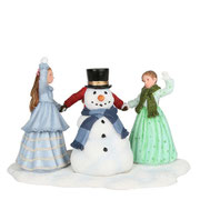 601561-Dance around snowman