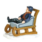 600674-Boy on sledge