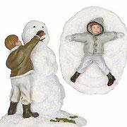 600098-Schneewald kinderen