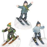 600097-Skiing class