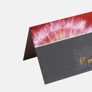 Logo prime factory, Anwendungsbeispiel – vormals für nullplus, Labor für Gestaltung