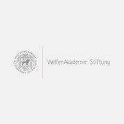 Logo WelfenAkademie, Grauversion – infragrau, gute Gestaltung