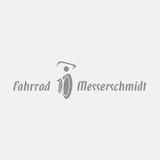 Logo Fahrrad Messerschmidt, Grauversion – infragrau, gute Gestaltung