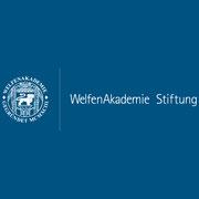 Logo WelfenAkademie, Farbversion – infragrau, gute Gestaltung