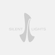 Logo Silent Lights I, Grauversion – infragrau, gute Gestaltung