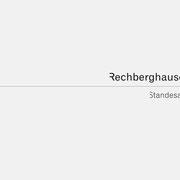 Logo Gemeinde Rechberghausen, Anwendung – infragrau, gute Gestaltung