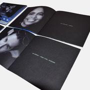 Jan Behrens, JB plays II | CD, Booklet & Cover für das Bandprojekt JB plays II – infragrau, gute Gestaltung