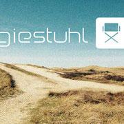 Logo Regiestuhl, Anwendung – infragrau, gute Gestaltung
