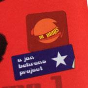 Logo JB plays, Anwendung – infragrau, gute Gestaltung