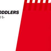 Logo mototoddlers, Anwendung – infragrau, gute Gestaltung
