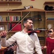 Violine lernen als Erwachsener