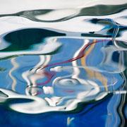 Blue Boats Blur    -   100 X 161 cm Edition  3 + 2 AP
